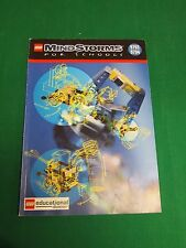 LEGO MINDSTORMS 9793 / 9794 Instruction Book Booklet Manual