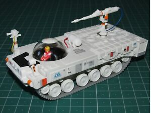 """Sixteen 12 Space 1999 Eagle Transporter """"Bubble Dome with Flatbed Laser Tank"""""""