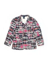 Boy Ralph Lauren Polo Madras Plaid Blazer Jacket Sport Coat Size 6