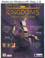 Seven Kingdoms: Ancient Adversaries PC Game