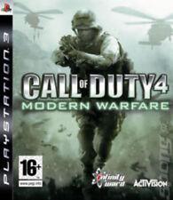 Call of Duty 4: Modern Warfare (PS3 Juego) * muy Buen Estado *