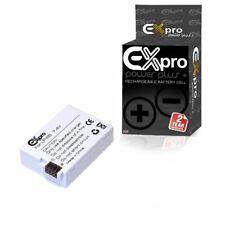 Ex-Pro Camera Battery LP-E8 1400mAh for Canon EOS 550D 600D 650D 700D X4 X5 X6i