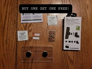 Scosche MagicPlate 2 Pack MagicMount Plates - Black BUY ONE GET ONE FREE!