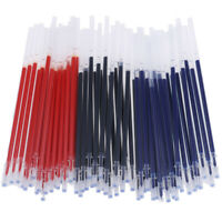 20Pcs/set 0.38mm pen refill gel pen ink rods school office writing tools NT