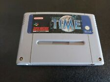 Illusion of Time SNES uk pal Cart Only Super Nintendo