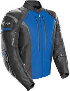 Joe Rocket Atomic 5.0 Jacket - Textile Waterproof Armored Motorcycle Street Bike