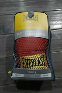 NEW Everlast TN Y Youth Boxing Gloves