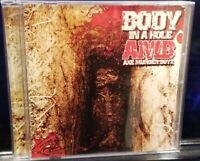 Axe Murder Boyz - Body in a Hole CD AMB insane clown posse twiztid psychopathic