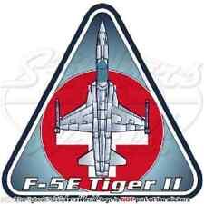 Northrop F-5E Tiger II SUISSE Suisse AirForce Vinyle Autocollant Stickers