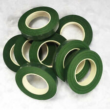Green Brown Floral Tape  Craft Florist Stem Wrap Flower Wedding Party