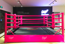 15'x15' Commercial Boxing Ring Pro MMA Cage UFC Octagon Wrestling Mat 196 sqft