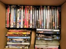 DVD Lot – 46 DVDs – All Store Bought – No Doubles