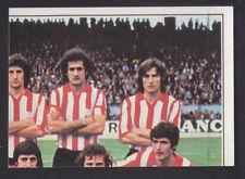 Panini Euro fútbol 79 - # 294 Athletic Bilbao Team Group