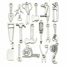 50pcs Wholesale Bulk Lots Alloy Home Tool Charms for Jewelry Tools Charms