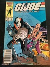 Gi-joe#49 Awesome Condition 6.5(1986) 1st Serpentor App, Zeck Cover!!