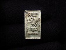 Bullion bank Gryphon 10 Gram Silver Bar