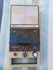 VINTAGE PORTABLE MERCURY TAPE RECORDER COMPACT CASSETTE MADE IN JAPAN