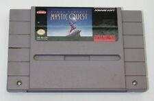 Final Fantasy: Mystic Quest (Game Cart Only) Super Nintendo SNES