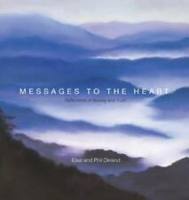Messages to the Heart by Elise Okrend and Phil Okrend (2013, Hardcover)