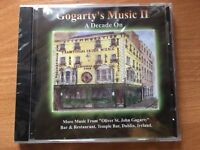 Gogarty's Music II 2 A Decade On -Traditional Irish Music From Temple Bar Dublin
