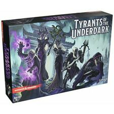 "DUNGEONS & DRAGONS ""Tyrants of The Underdark"" Board Game - New"
