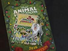 Disney Trading Pins 120031 WDW - Mickey's Jingle Jungle Expeditions 2016 - Rafik