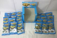 NEW 2017 and 2016 Hot Wheels Mystery Model Sets All 24 Vehicles + 2017 Store Box