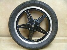 Honda 400 CM CM400T CM 400 T Used Front Wheel Rim 1980 #HB101 HW21