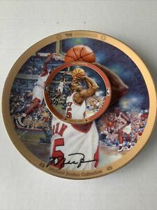 Vintage Michael Jordan The Comeback Plates Lot of 2 Upper Deck Chicago Bulls