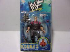 WWF World Wrestling Federation Own Hart S.T.O.M.P. 2 action figure N.I.B. H.T.F.