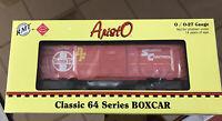 ARISTO CRAFT  Classic 64 Series Boxcar Santa Fe 648902
