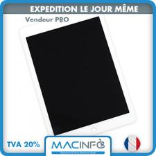 Ecran Apple iPad Air 2 Blanc A1566 A1567 Dalle LCD + Vitre Tactile Assemblé