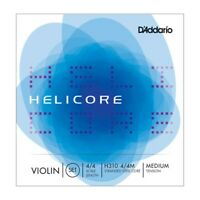 Helicore H310 Violin Strings set 4/4 Scale Length Medium Tension