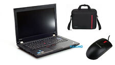 "IBM Lenovo ThinkPad L520 i3 2350M @ 2,3 GHz Ram 4 GB 15,6 "" HDD 250 GB Windows 7"
