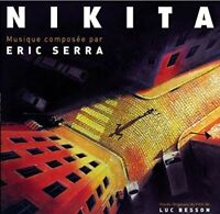 Eric Serra - Nikita (Original Soundtrack) [New Vinyl] Gatefold LP Jacket, 180 Gr