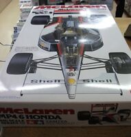 TAMIYA McLaren Honda MP4/6 1/12 big scale series No.26 F/S from JAPAN