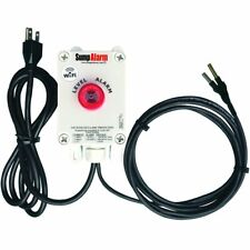 Sump Alarm Indoor Outdoor Wi Fi Enabled High Water Alarm With Conductivity