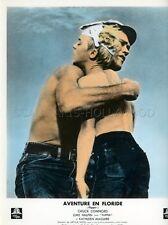 CHUCK CONNORS LUKE HALPIN FLIPPER DOLPHIN 1963 VINTAGE LOBBY CARD ORIGINAL #5