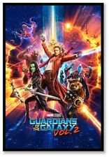 (FRAMED) GUARDIANS OF THE GALAXY MOVIE POSTER 96x66cm PRINT PICTURE