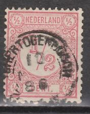 NVPH Netherlands Nederland 30 used TOP CANCEL 's HERTOGENBOSCH Cijfer 1876