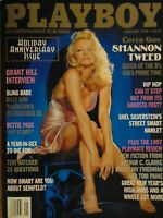 Playboy January 1998 | Shannon Tweed Heather Sent   #4046+