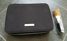 BareMinerals Cosmetic/Make Up Case Including New Flawless Application Face Brush
