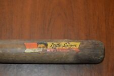 "VINTAGE BABE RUTH DECAL BAT!!! 31"" LONG!!! MUST SEE!!!"