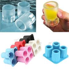 Stampo in silicone per ghiaccio forma Bicchieri..............