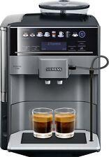 Siemens EQ.6 plus s100 Espresso-/Kaffeevollautomat TE651509DE Schwarz/Titanium