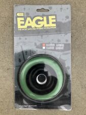 NEW EAGLE METAL CORE 100MM GREEN BLK HANDMADE PRO FREESTYLE TRICK SCOOTER WHEEL