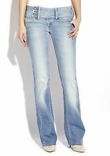 Diesel CHEROCK Regular Slim Fit Bootcut Jeans Denim 0R36A Light 25x32 Nwt $170