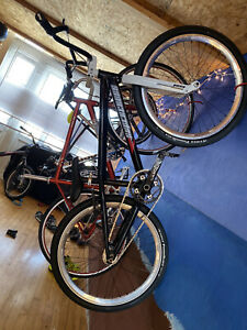 Supercross BMX Bike 24in Cruiser High-End Custom Build