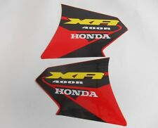HONDA XR 400R XR400 XR400R XR 400 R GRAPHICS FUEL GAS TANK DECALS USA MADE NEW