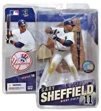 Gary Sheffield MLB New York Yankees McFarlane action figure Series 16 NIB Yanks